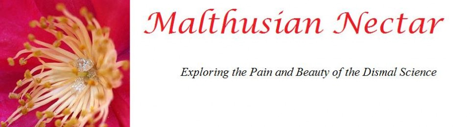 Malthusian Nectar